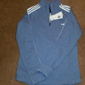 Adidas pull over jacket
